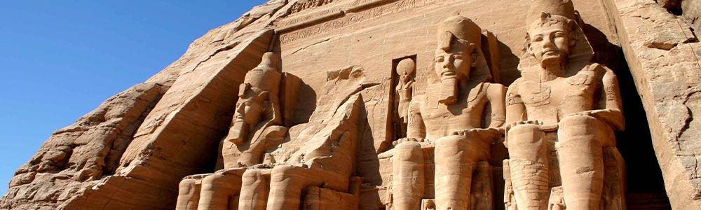 Day Two:Tour to Abu Simbel - Back to Hurghada