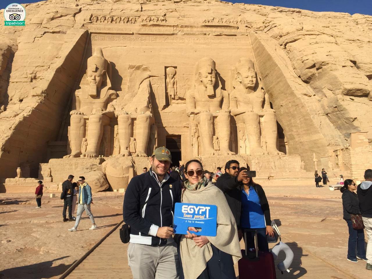 Abu Simbel Temple - Overnight Luxor & Abu Simbel Tours from Hurghada - Egypt Tours Portal
