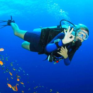 Discover Scuba Diving from EL Gouna