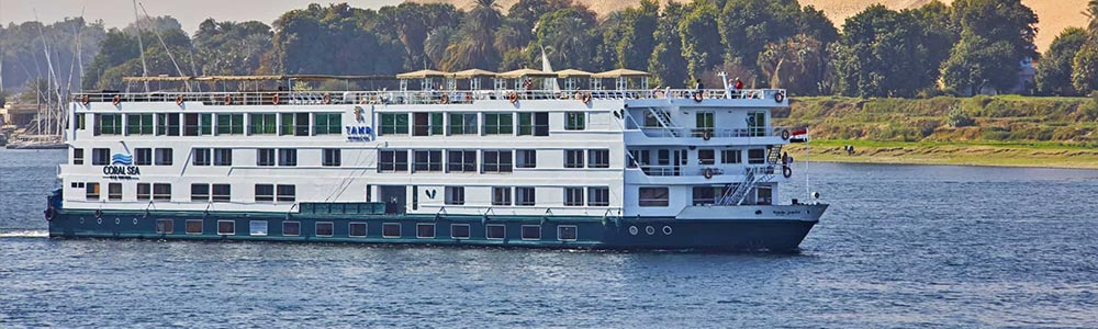 Day Five:End Your Nile Cruise from Hurghada