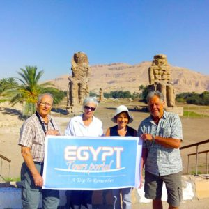 Tour to Luxor West Bank