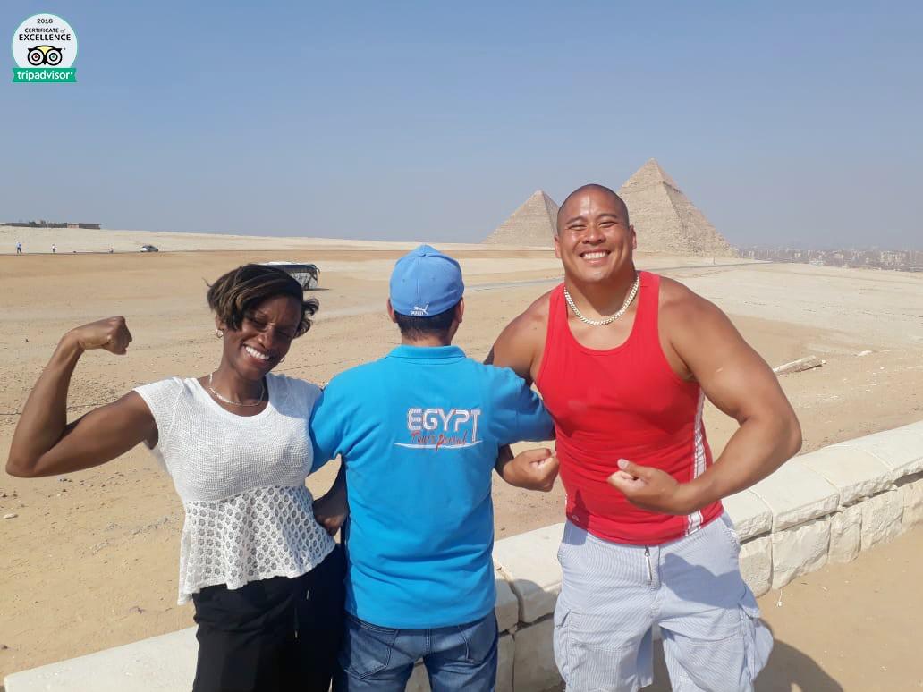 Giza Pyramids - Cairo Day Tour from Sharm El Sheikh by Plane - Egypt Tours Portal