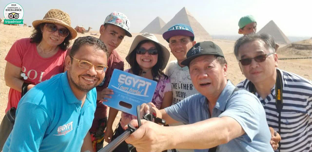 Giza Pyramids - Cairo, Luxor & Hurghada Tour Package - Egypt Tours Portal