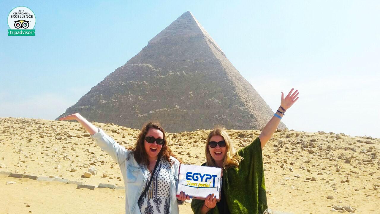 Giza Pyramids - Two Days Safaga to Cairo & Luxor - Egypt Tours Portal