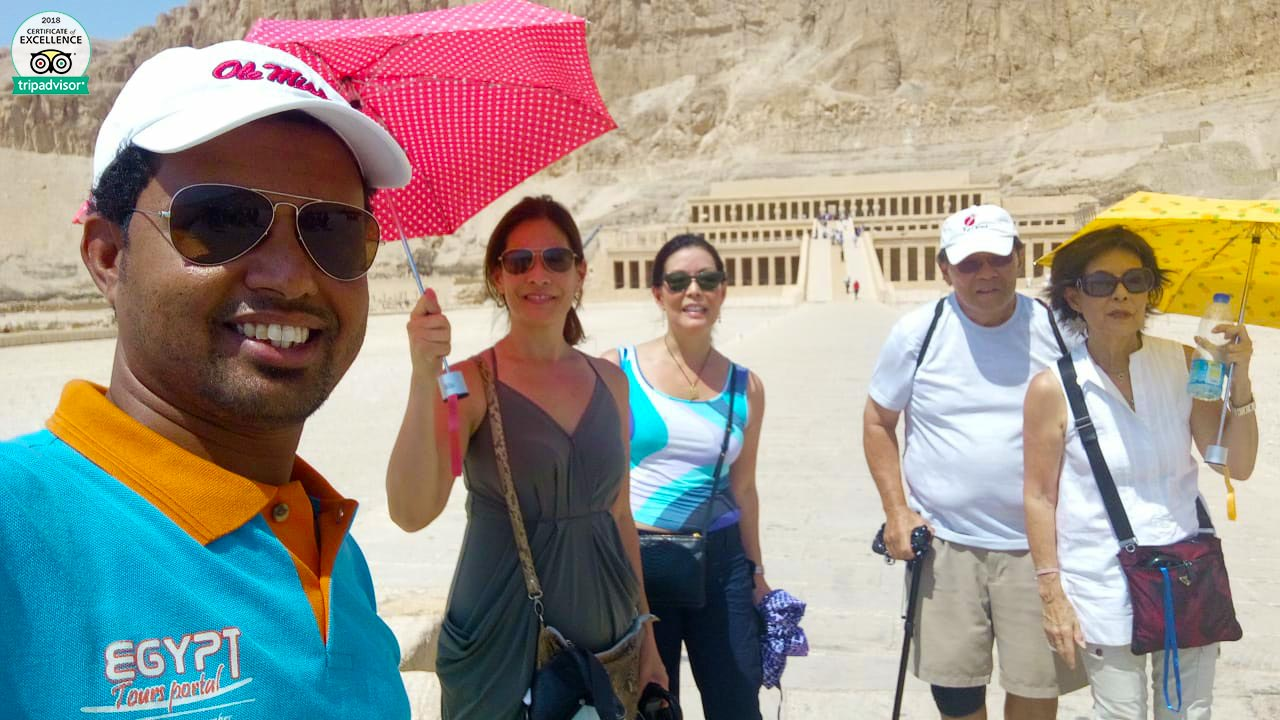 Hatshepsut Temple - Day Tours from Safaga to Luxor - Egypt Tours Portal