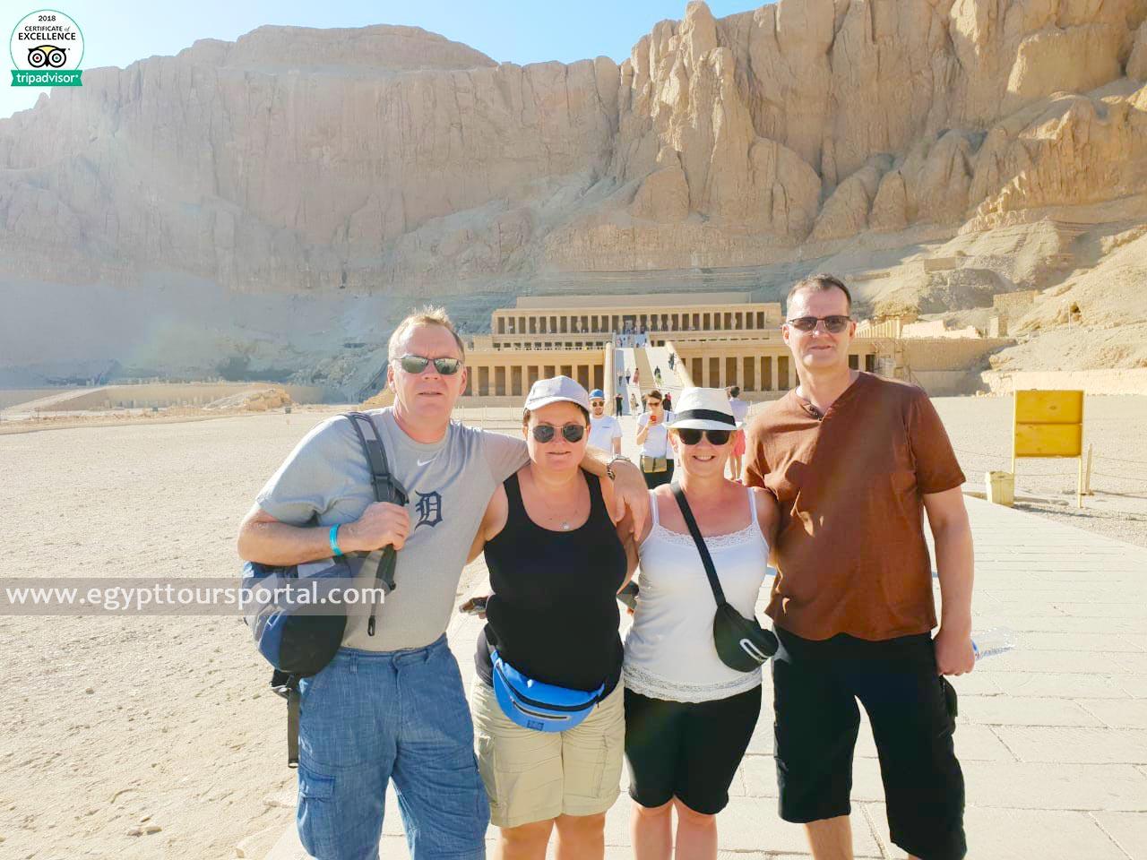 Hatshepsut Temple - Luxor Tours - Egypt Tours Portal