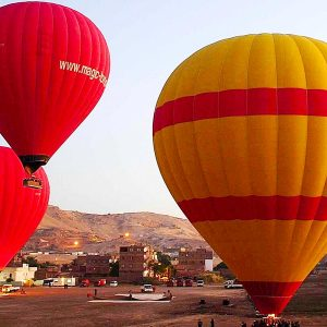 Luxor Hot Air Balloon Ride