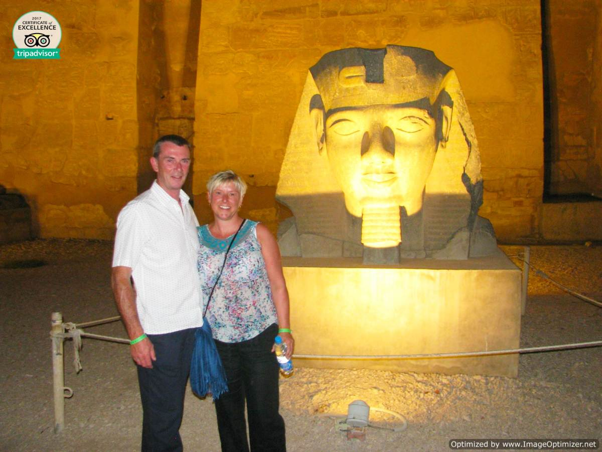 Luxor Temple by Night - Luxor Day Trip - Egypt Tours Portal