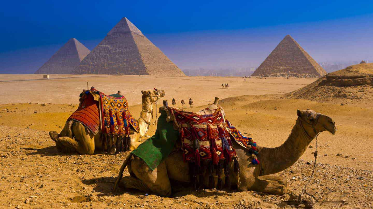 Giza Pyramids | 2 Day Trips to Cairo from Hurghada By Plane | Hurghada to Cairo Tours