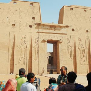 Trip to Edfu and Kom Ombo Temples from Luxor