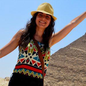 Trip to Giza Pyramids and Step Pyramid from Alexandria Port