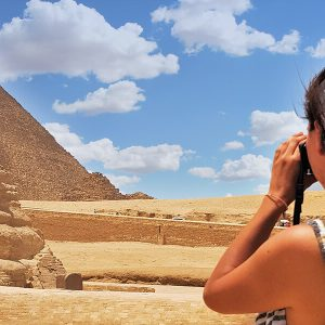 Trip to Pyramids and Cairo from Sokhna Port
