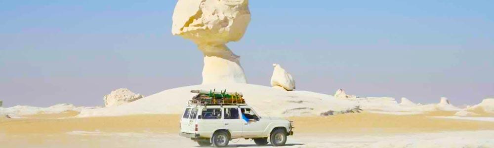 Day One:Safari Trip to Bahariya and White Desert