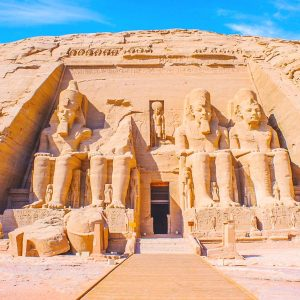 2 Days Aswan & Abu Simbel Tours from El Gouna