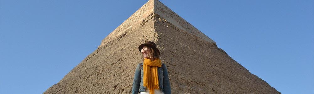 Day One:Hurghada to Cairo - Visit Giza Pyramids Complex