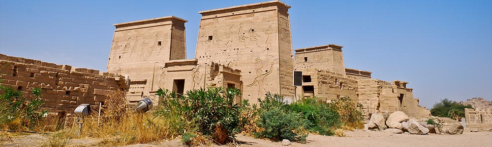 Day One:Transfer to Aswan - Tour to Aswan Attractions