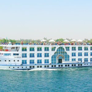 4 Days Aswan Abu Simbel Nile Cruise