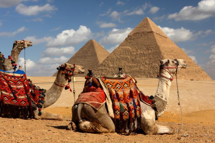 Giza Pyramids | Travel to Egypt