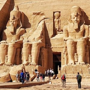 Day Tour to Abu Simbel from Cairo by Plane