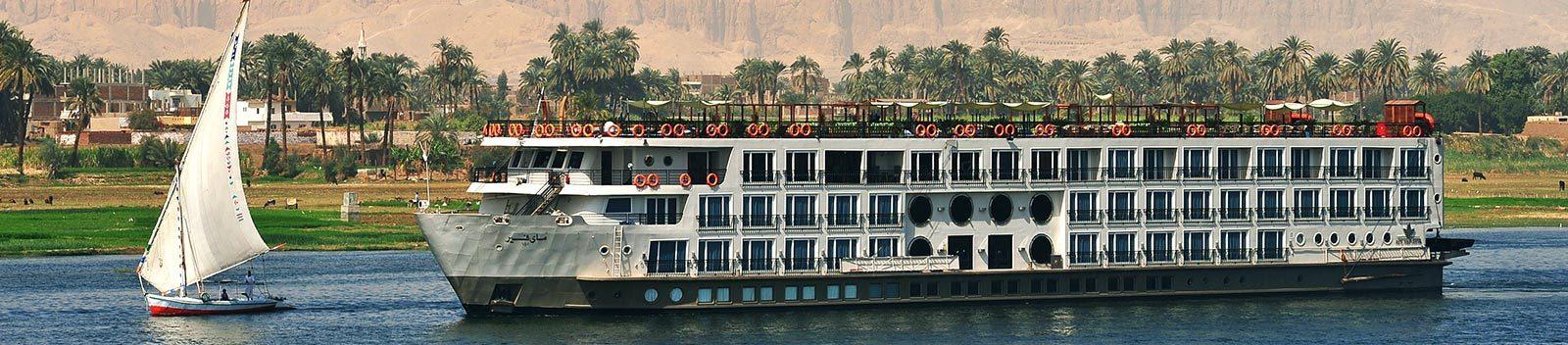 Egypt Nile Cruises Packages & Dahabiya