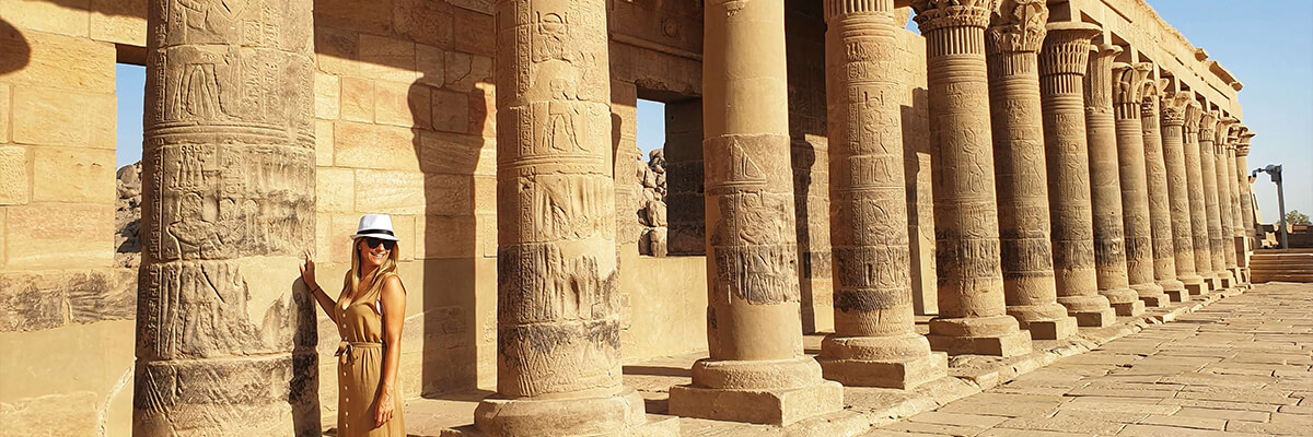 Day Two:Visit Aswan Attractions - Back to Hurghada