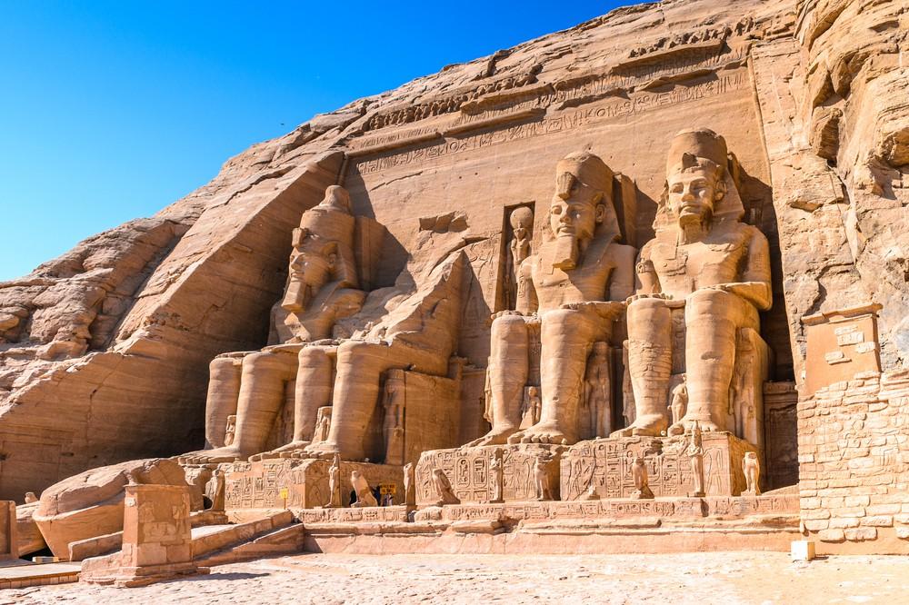Abu SImbel Temple - Aswan Tourist Attractions - Egypt Tours Portal