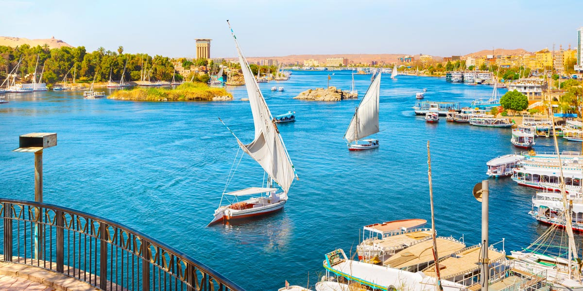 Aswan City Egypt - Egypt Tours Portal