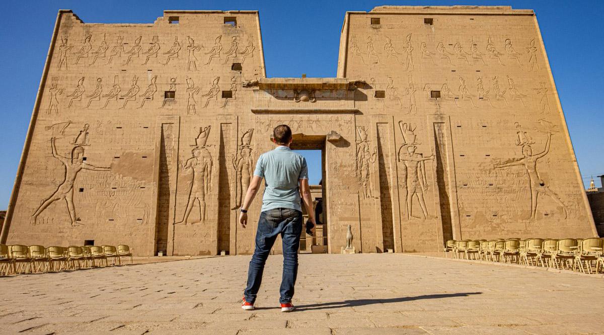 Edfu Temple - Egypt Tours Portal