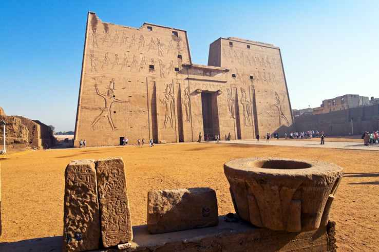 Information About Edfu Temple | Egypt Tours Portal