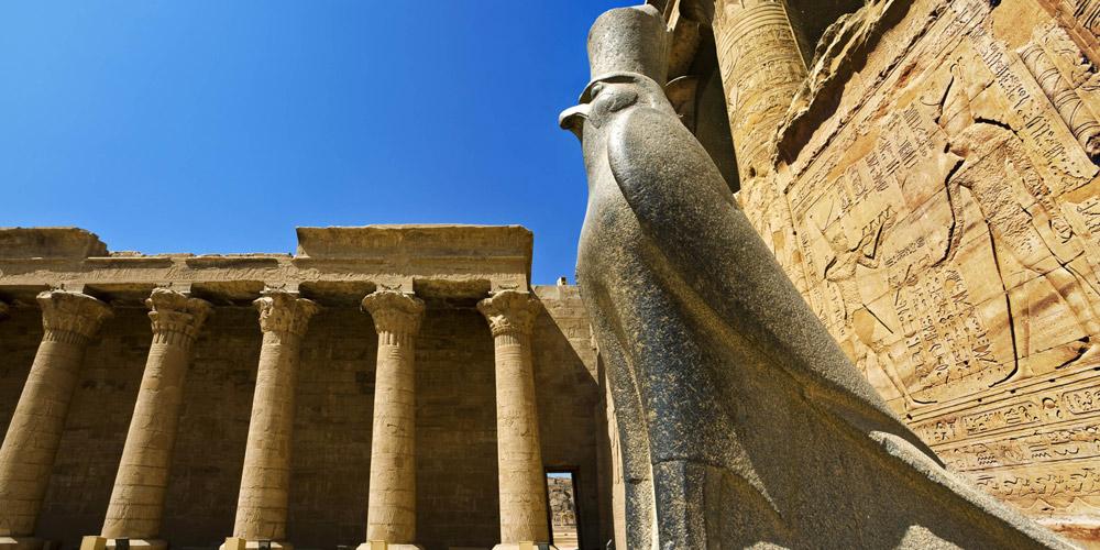 Edfu Temple History - Egypt Tours Portal