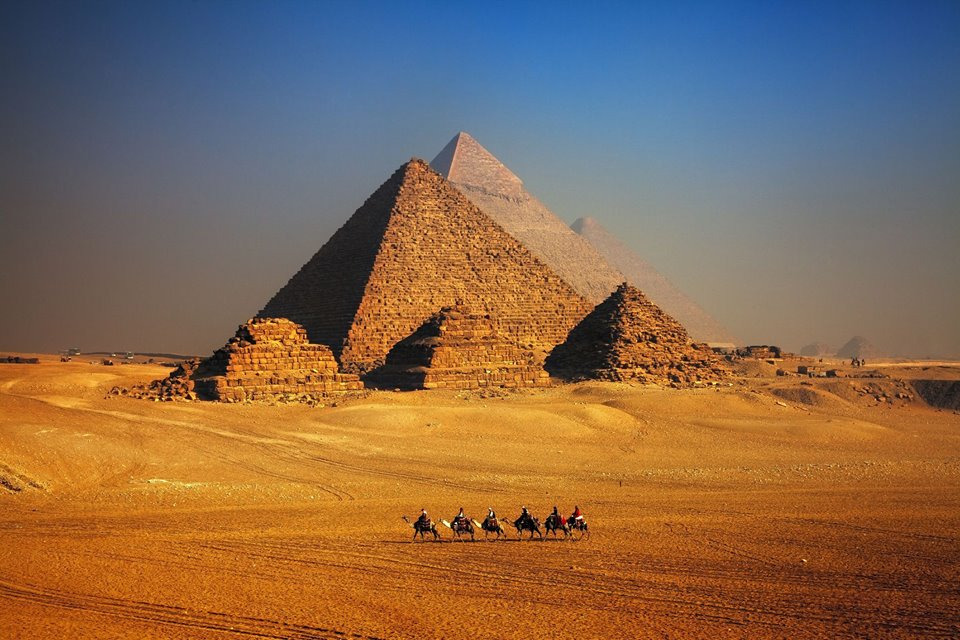 Giza Pyramids Egypt | Cairo and Sharm El Shekh Holidays