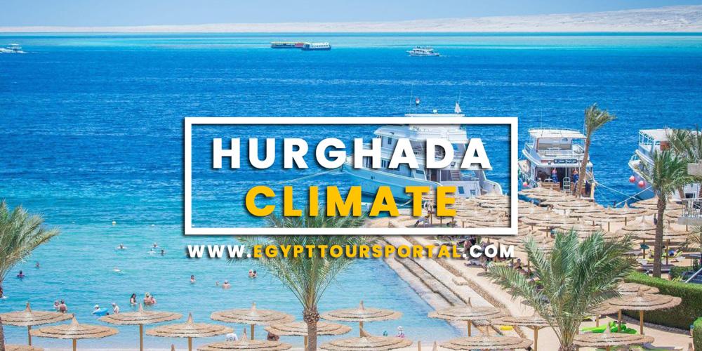 Hurghada Climate - Egypt Tours Portal