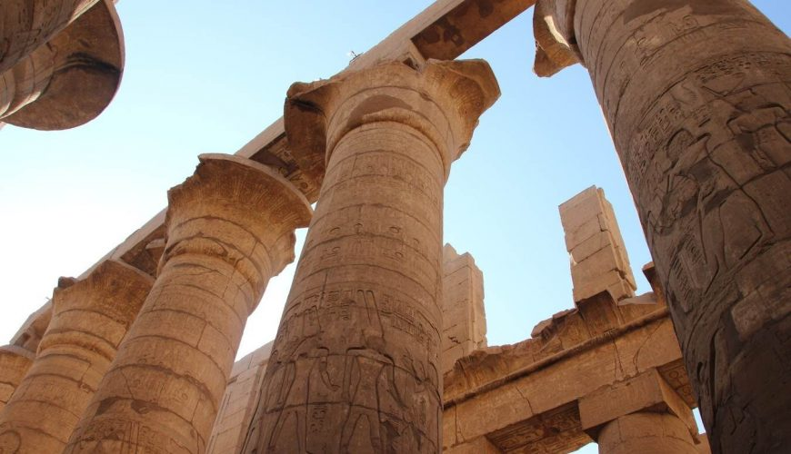 Information About Luxor Egypt   Ancient Egypt History   Egypt Tours Portal