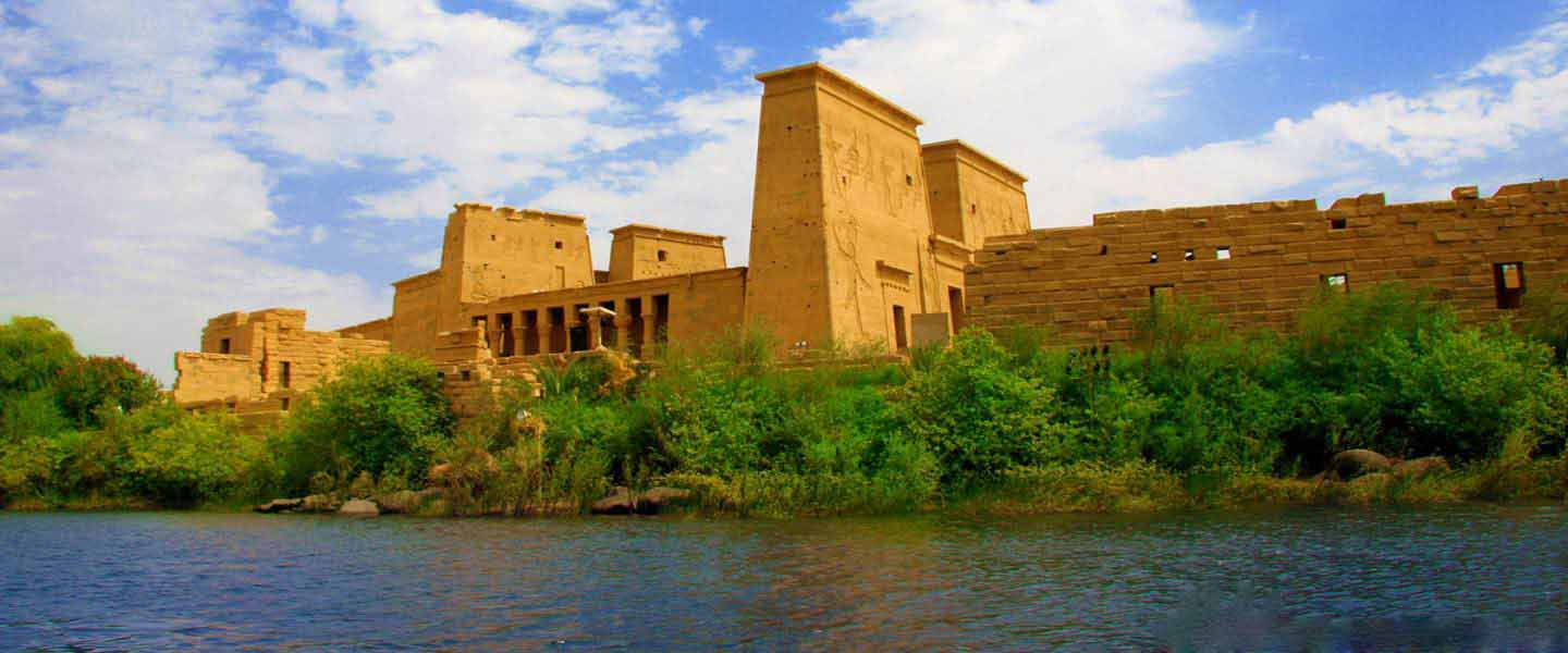Philae Temple - Aswan Tourist Attractions - Egypt Tours Portal