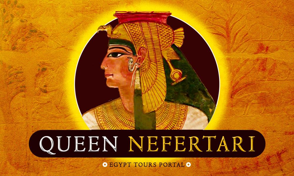 Queen Nefertari - Egypt Tours Portal