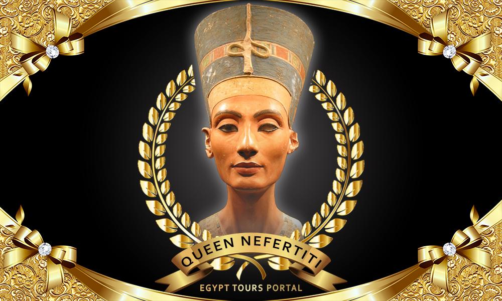 Queen Nefertiti - Egypt Tours Portal