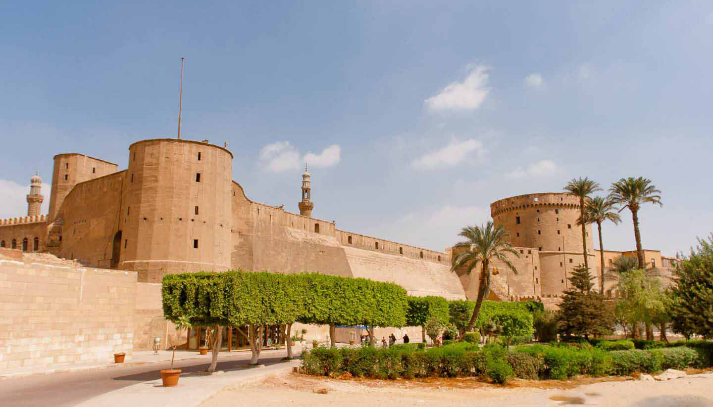 Information About Salah El Din Citadel | Ancient Egypt | Egypt Tours Portal