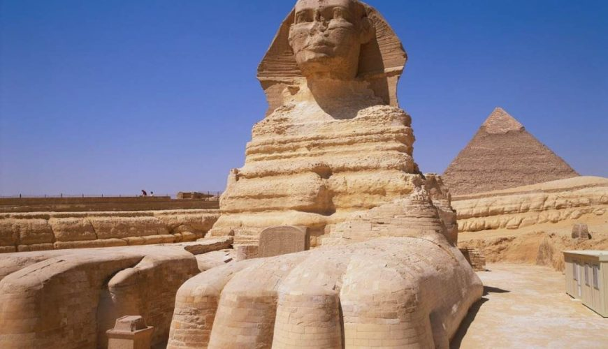 Information About The Great Sphinx | Ancient Egypt | Egypt Tours Portal