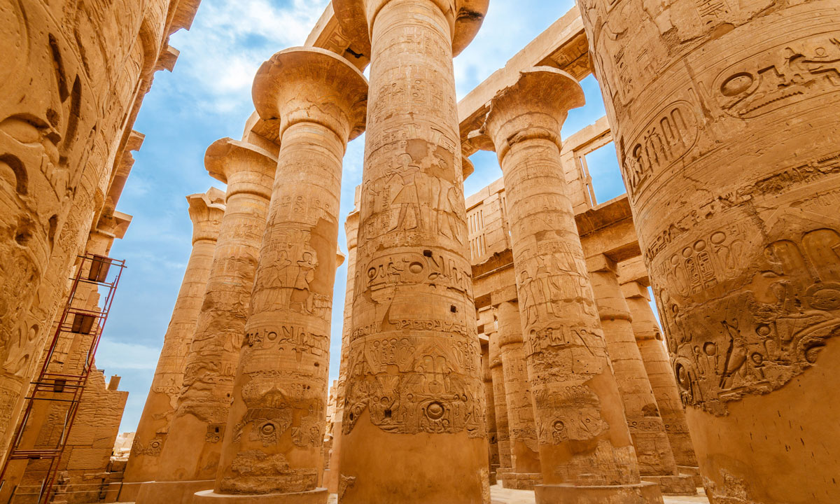 Luxor Egypt | Luxor Information | Luxor Facts | Luxor History
