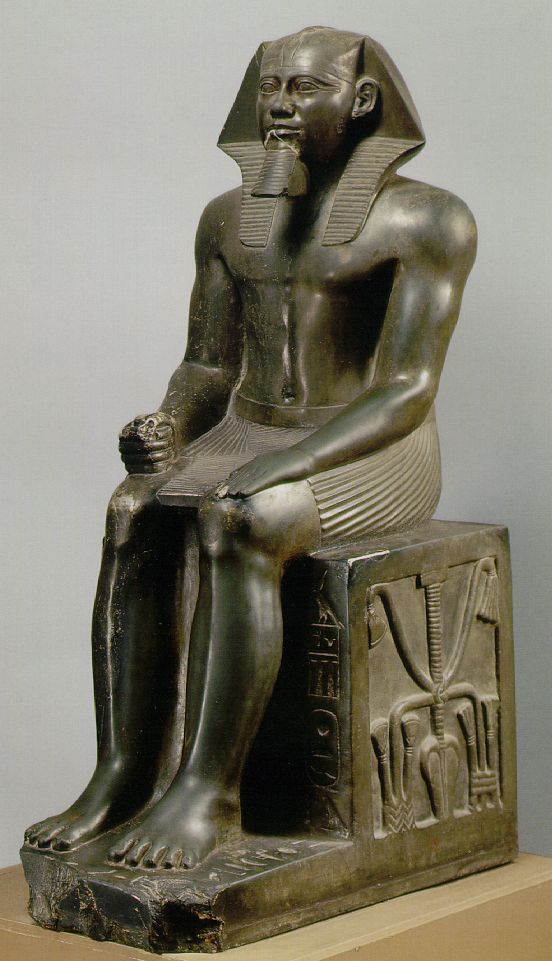 Information about King Chephren | Ancient Egypt History
