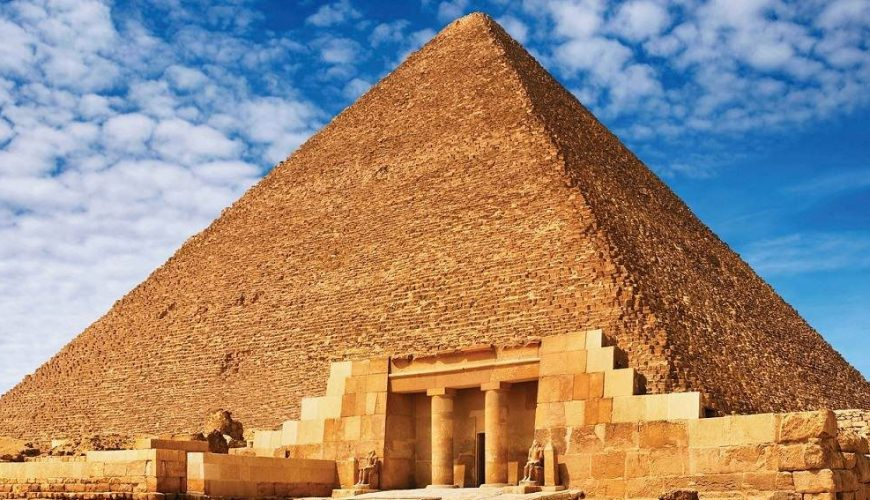 Information About The Great Pyramid | Ancient Egypt Civilization