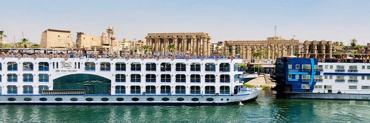 Day Eight:End Your 8 Days Nile River cruises from Hurghada