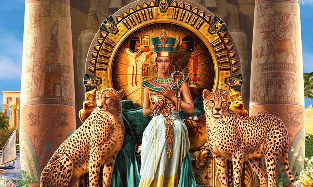Queen Cleopatra - Egypt Tours Portal