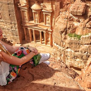 7 Days Cairo & Petra Tour Package