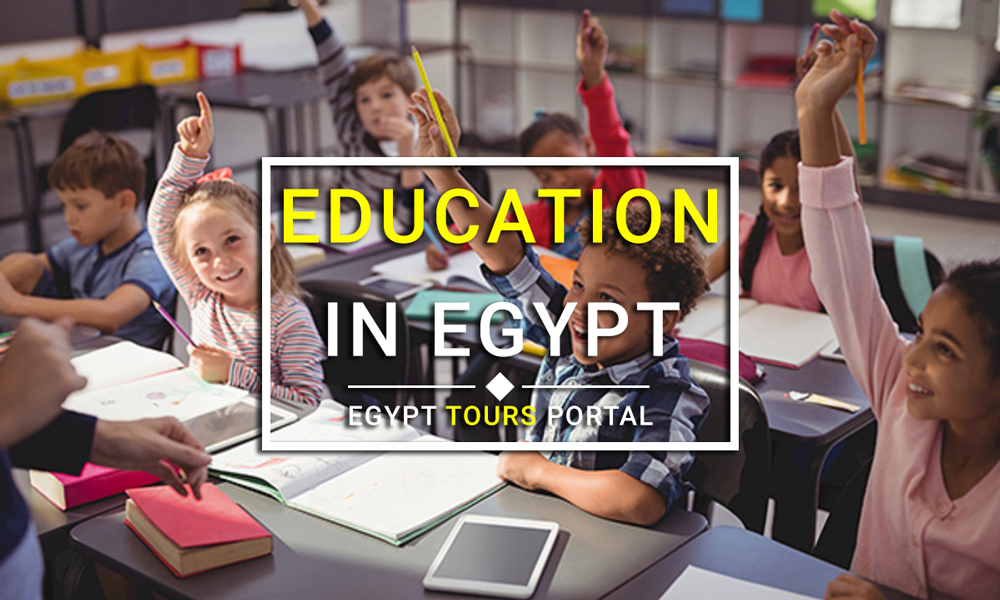 Education in Egypt - Egypt Tours Portal