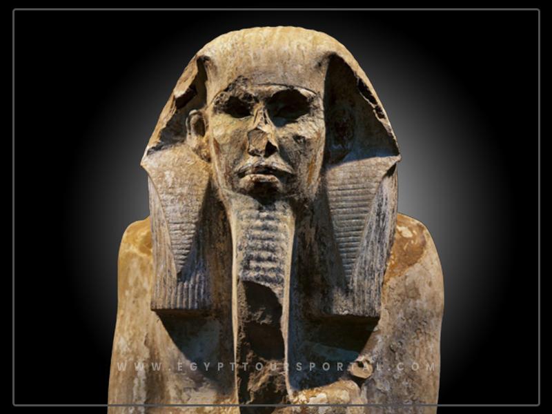 King Zoser - Egypt Tours Portal