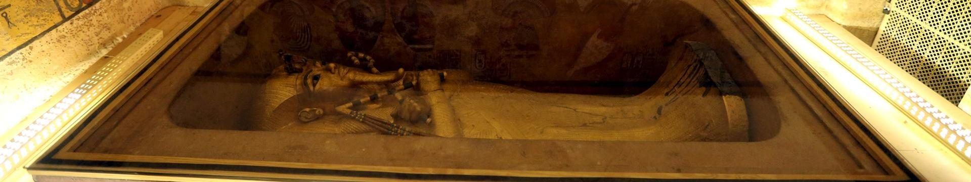 King Tutankhamun Tomb - Valley of the Kings - Egypt Tours Portal