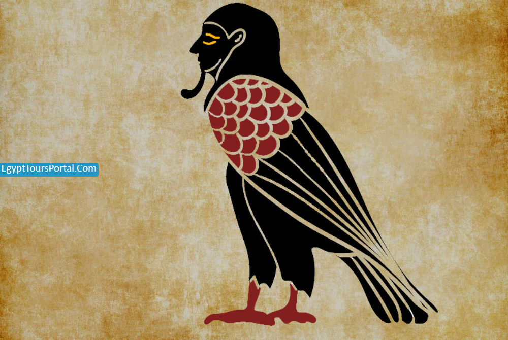 Ba Symbol - Ancient Egyptian Symbol - Egypt Tours Portal