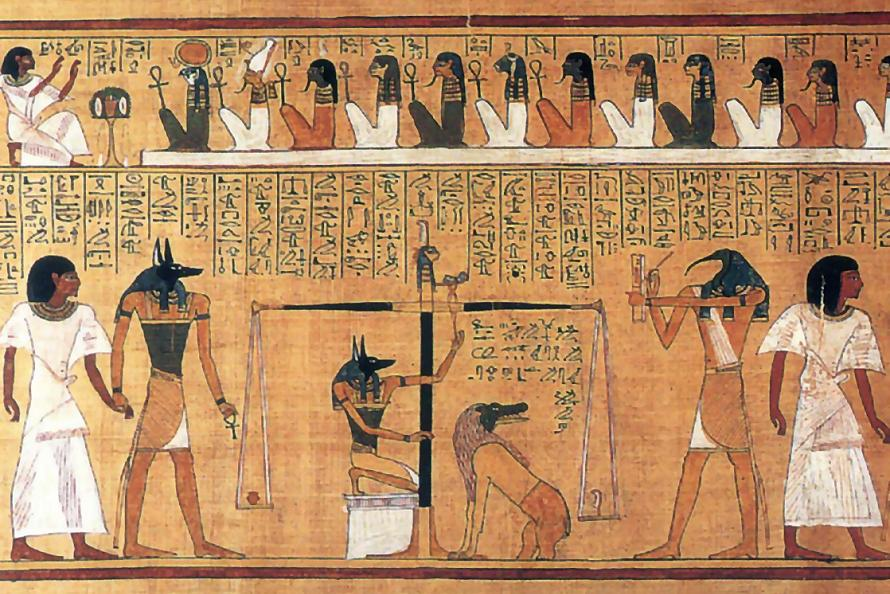 Egyptian Mythology Afterlife and Judgment - Egypt Tours Portal