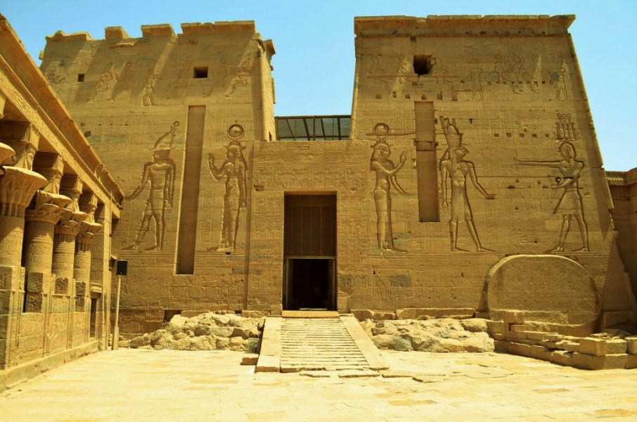 Edfu Temple of Isis